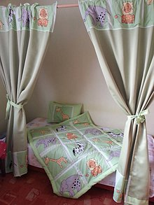 Úžitkový textil - safari set - 4670817_