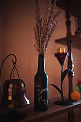 Dekorácie - Tabuľová váza - 4723291_