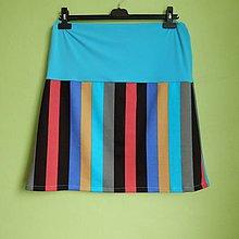 Tehotenské oblečenie - *Těhu sukýnka na přání I.* - 4745610_