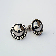 Náušnice - Minimalist earrings - 4779306_