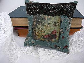 Úžitkový textil - dekoračný ihelník - 4841530_
