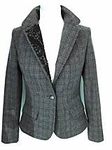 Kabáty - Sako krajka - 4889765_