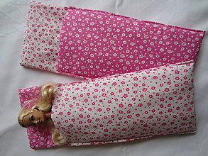 Hračky - spacák pre bábiku barbie - 4891283_