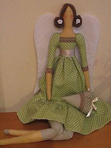 Bábiky - anjelka ... - 4895178_