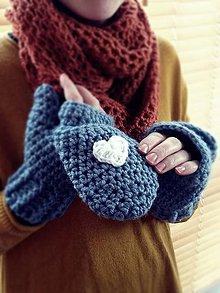 Rukavice - Rukavice (nielen) pre zamilovaných - 4903508_