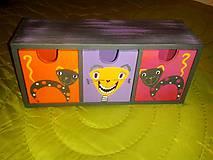Krabičky - krabička mačičková - 4922088_