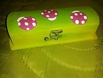 Krabičky - lienočky na krabičke - 4922108_