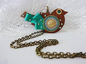 Náhrdelníky - LittleJewels - náhrdelník Savi - 4952444_