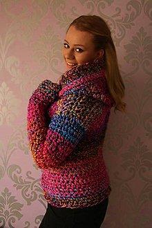 Kabáty - Farby ľúbi ♡ - 4993127_