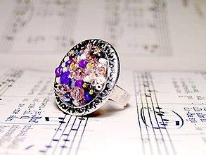 Prstene - Violet Treasure - 5002916_