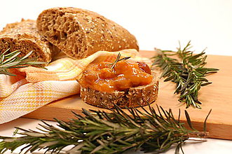 Potraviny - Túžba panenky- Marhuľové čatní s hrozienkami a Brandy - 5001904_