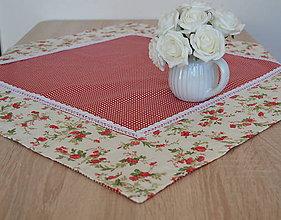 Úžitkový textil - Obrus štvorec - 5019236_
