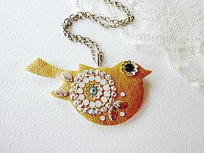 Náhrdelníky - LittleJewels - náhrdelník Gollda - 5031509_