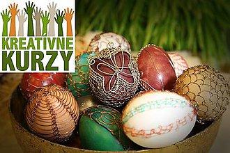 Kurzy - Kurz: Veľkonočné vajíčka-drôtovanie 20.03.2015 - 5053861_