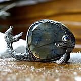 Náhrdelníky - veľryba  - 5056415_