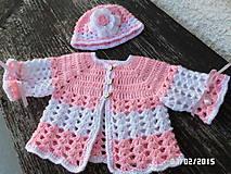 Detské súpravy - set pre bábätko ♥ - 5062894_