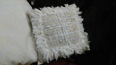 Úžitkový textil - Vankúšik.