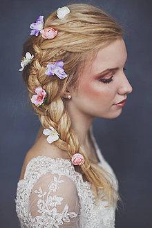 Ozdoby do vlasov - Vlásenky \