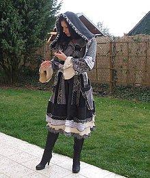 Kabáty -  LEL black&white-mix color - 5117205_
