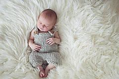 Detské oblečenie - Overal na fotenie  - 5138240_