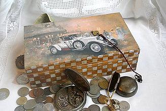 Krabičky - veterán - 5145210_