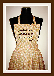 Iné oblečenie - zásterka - 5146425_
