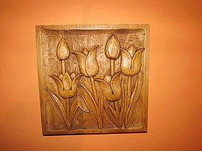 Dekorácie - Obraz Tulipány - 5180822_