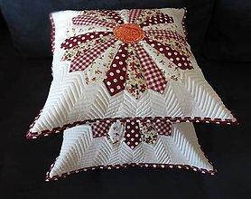 Úžitkový textil - Vankúše - drážďanský tanier - 5182172_