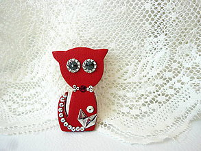 Odznaky/Brošne - LittleJewels - Redot - 5196499_