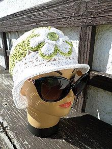Čiapky - klobúk zelený :) - 5202855_