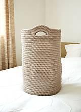 Košíky - Bambulo prádlový  - 5211379_
