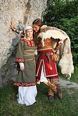 Šaty - Normanská žena - p - 5211686_