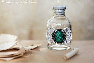 Drobnosti - magická lahvička na vzpomínky - 5219574_