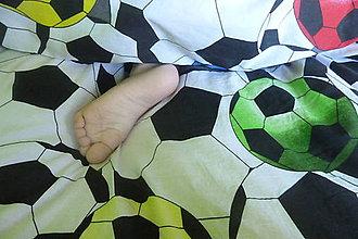 Úžitkový textil - Muži v ofsajde v posteli - 5226293_