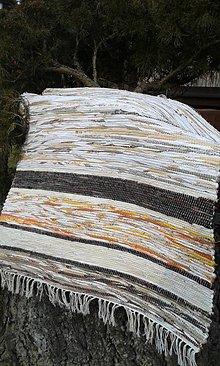 Úžitkový textil - Svetlohnedý 106x75cm - 5224961_
