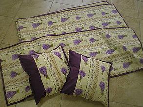Úžitkový textil - Šili sme na objednávku - prehozy a vankúšiky - 5245746_