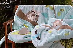 Úžitkový textil - Potulky medvedíka - 5275493_