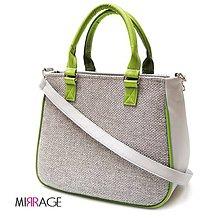 Kabelky - Chiara n.40 green & grey - 5292825_