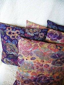 Úžitkový textil - vankúše \