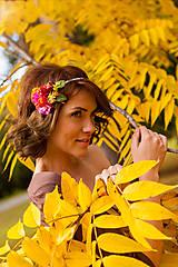 Ozdoby do vlasov - RADOSŤ by Hogo Fogo - 5325016_