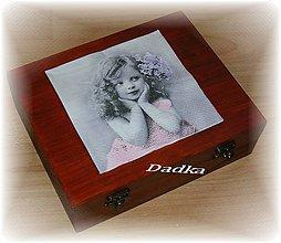 Krabičky - 12 priečinková krabica nielen na čaj - 5333282_