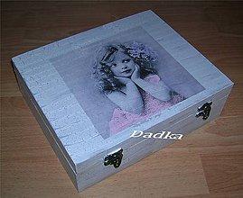 Krabičky - 12 priečinková krabica nielen na čaj - 5333311_