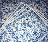 Úžitkový textil - Prestieranie pre romantikov. - 5344079_