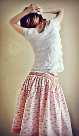 Sukne - Z marhuľového sadu - 5384281_