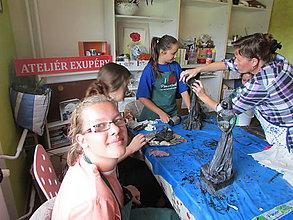 Kurzy - Umelecke tábory v NITRE pre deti od 7-15 rokov - 5395587_