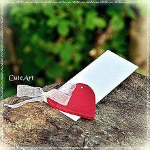 Darčeky pre svadobčanov - Darčeky pre svadobných hostí - menovky - 5398478_