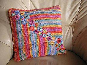 Úžitkový textil - *** kvietky sem, kvietky tam - I*** - 5405639_