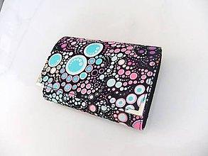 Peňaženky - Bublinkové šuměnky ATMOSPHERE - peněženka - 5423197_