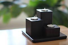 Svietidlá a sviečky - Čokoládový Sen 3.0 - 5426875_