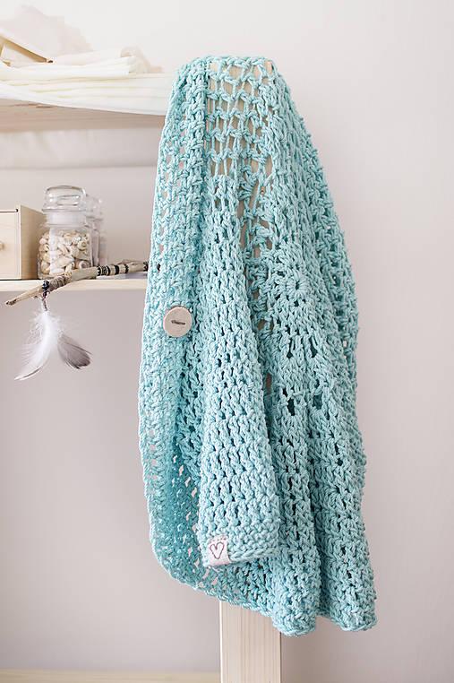 Svetre/Pulóvre - Bavlnený sveter